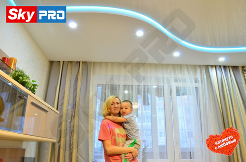 натяжные потолки Великий Новгород отзывы